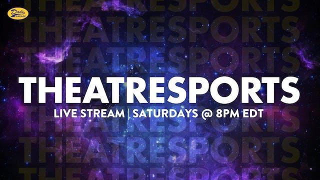 Theatre Sports 4/24/2021