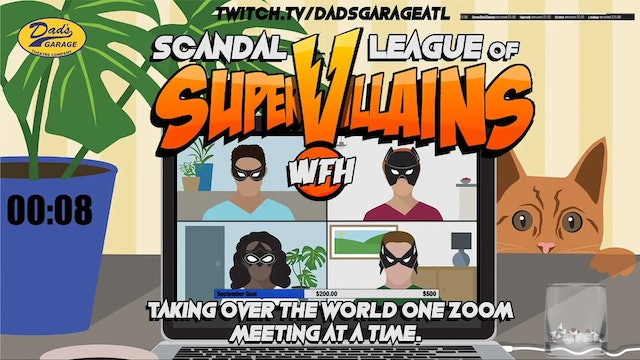 Scandal: League of Super Villains - Episode 9