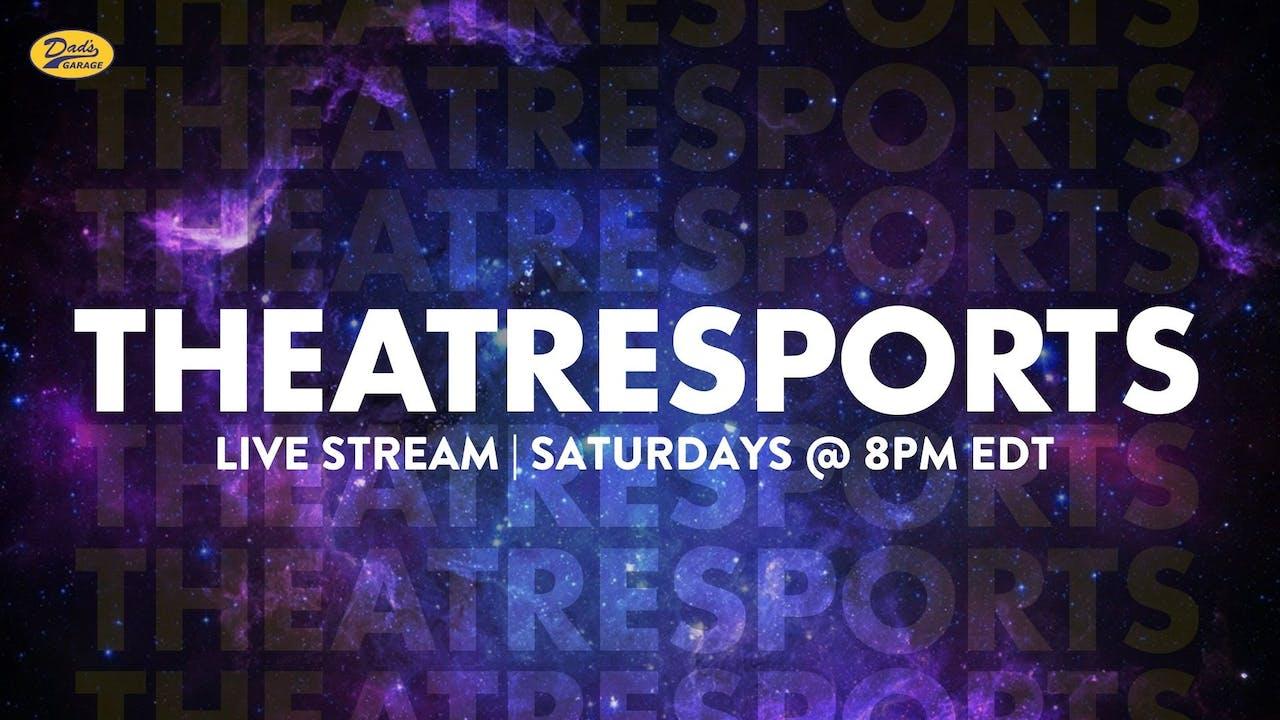 Theatre Sports 5/1/2021