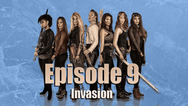 Episode 9 Invasion