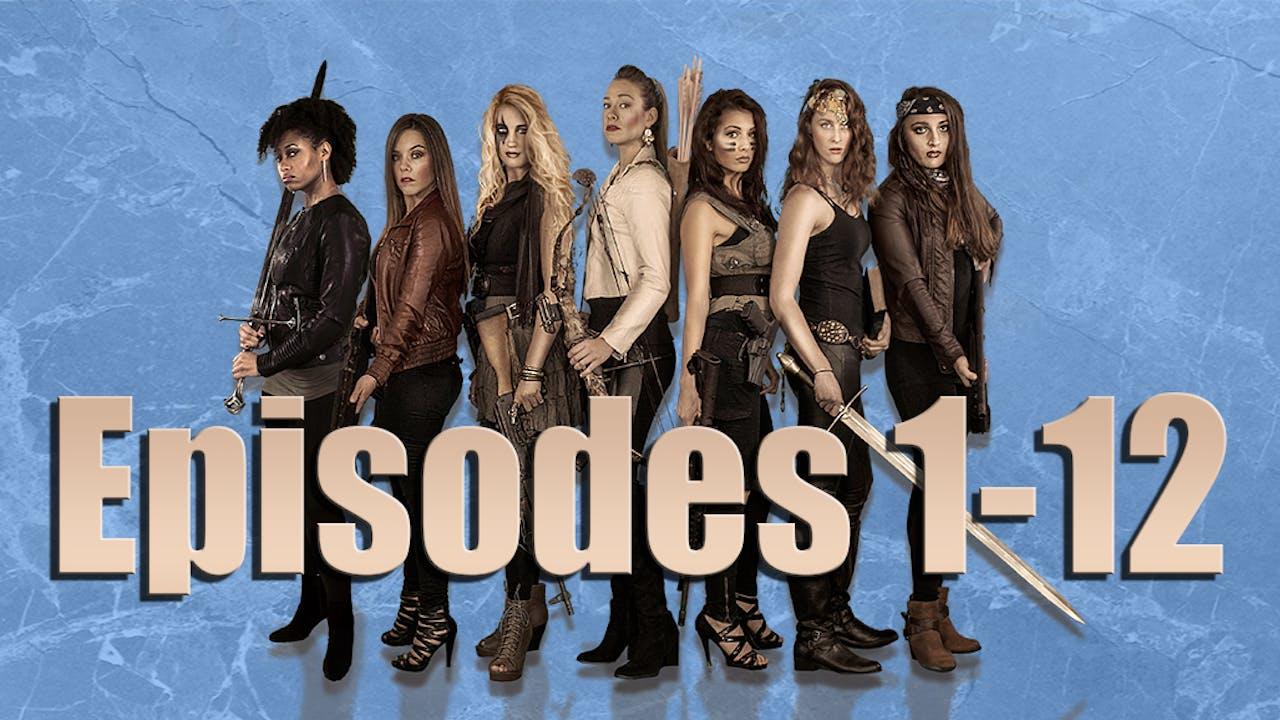 Season 1 Episodes 1-12