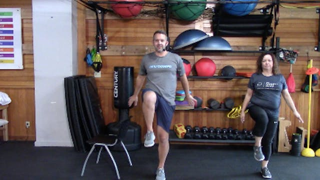 High Intensity Training: Session 27, ...