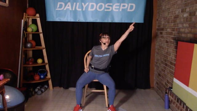 ChairFit Live: 12.9.20