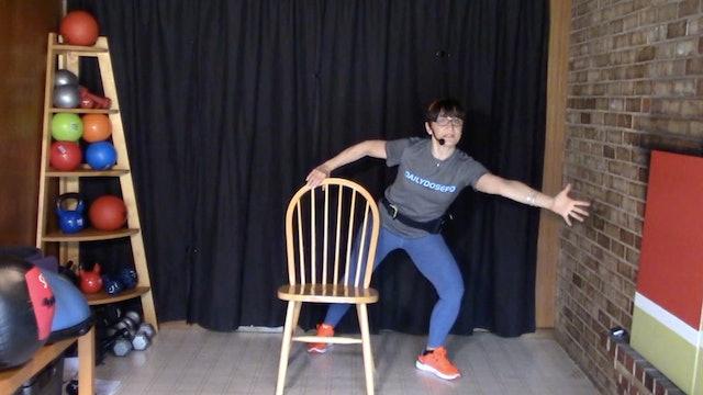 ChairFit Live: 6.17.20