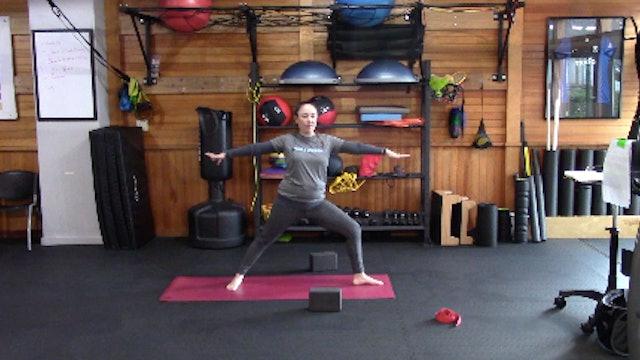 Yoga with Josie: Episode 11, Season 2