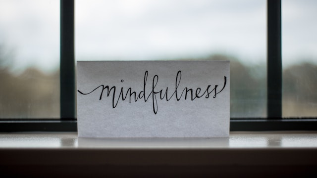 Mindful Minutes: Breath Focus
