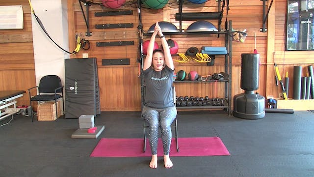 Yoga with Josie: Focus on Improved Sl...