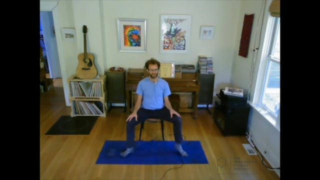 Yoga with Peter: Balance Focus