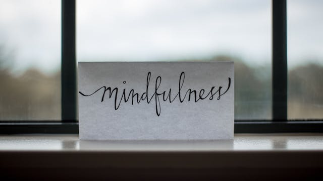 MIndful Minutes: Breath Control