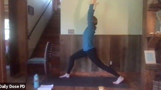 Yoga with Dana: 6.10.21