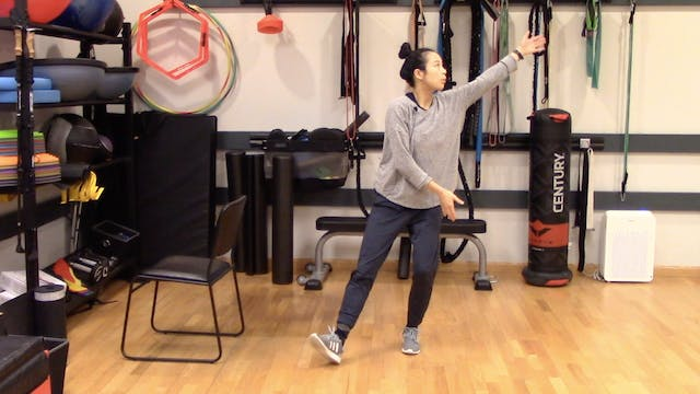 Tai Chi with Jenny: Episode 12 (2.18.21)