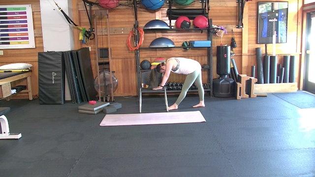 Yoga with Josie: Episode 19 (7.19.20)