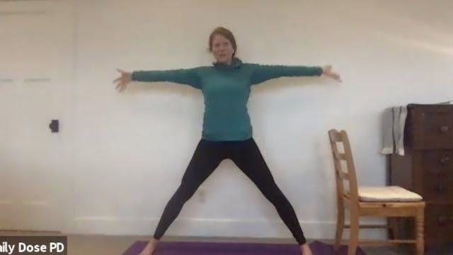 Yoga with Dana: 8.26.21