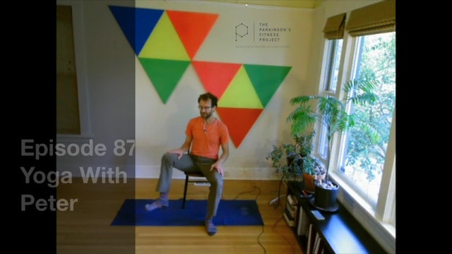 Yoga with Peter: Focus on trunk rotation