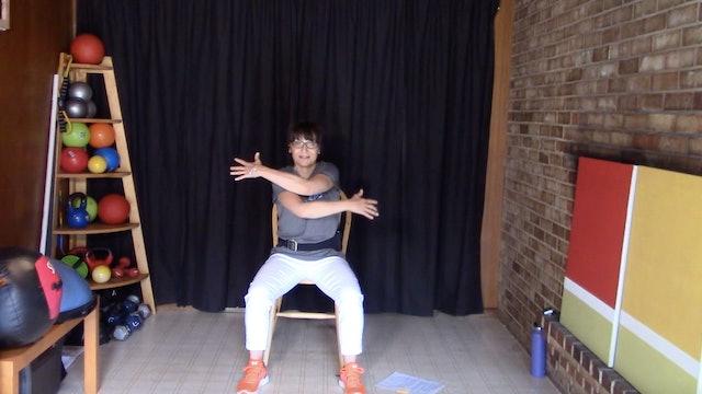 ChairFit Live: 8.12.20