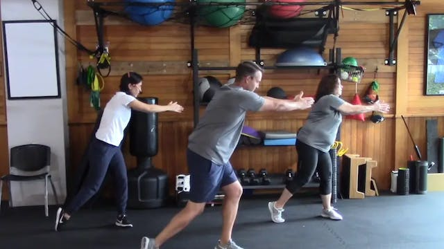High Intensity Training: Session 15, ...