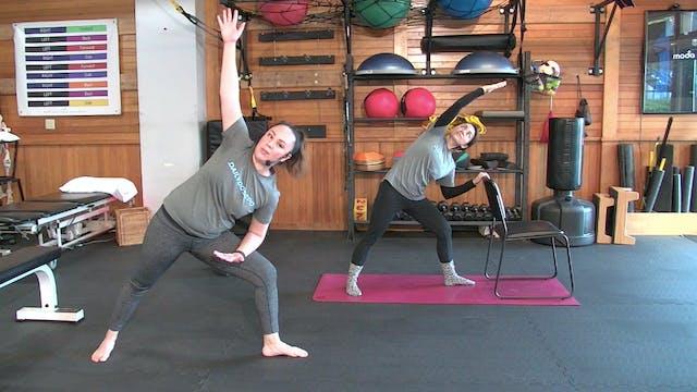Yoga with Josie: 11.15.20