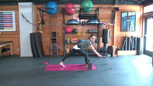 Yoga with Josie: Episode 17 (6.28.20)