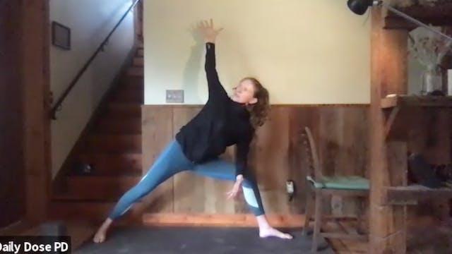 Yoga with Dana: 9.22.21