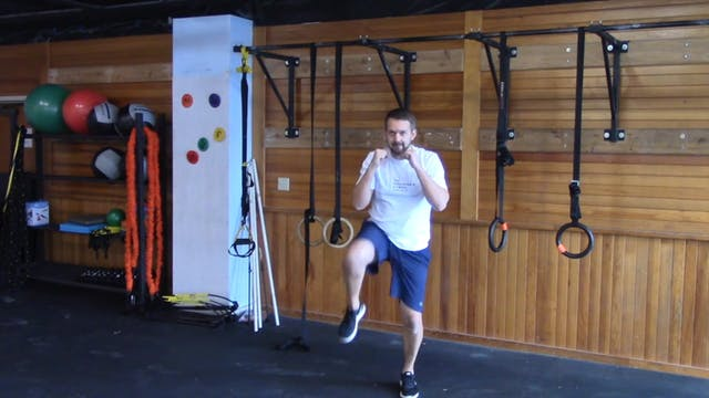 Boxing with Nate: Session 2
