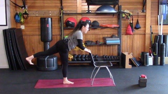 Yoga with Josie: Episode 9, Season 2 ...