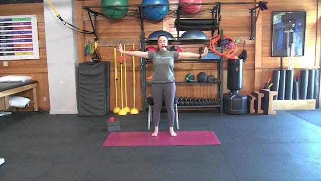 Yoga with Josie: Episode 22 (8.9.20)