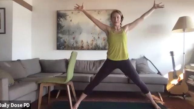 Yoga with Dana: 9.2.21