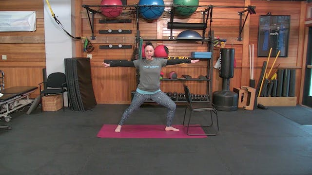 Yoga with Josie: Heart Opening Flow (...