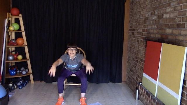 ChairFit Live: 8.19.20