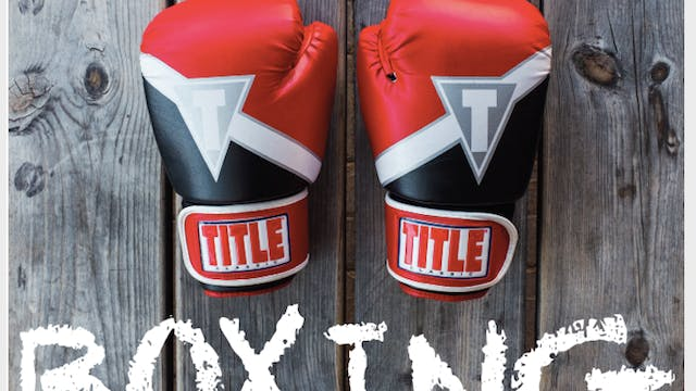 Boxing with Susie: 7.20.21