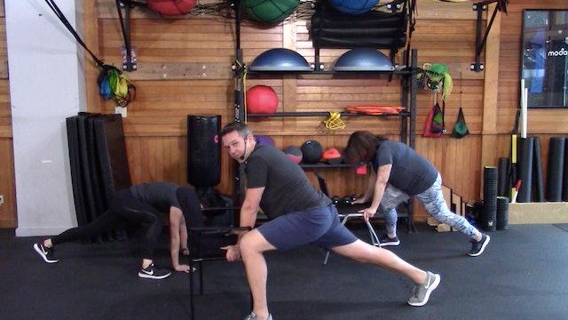 High Intensity Training: Session 30, Season 2