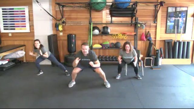 High Intensity Training: Session 25, ...