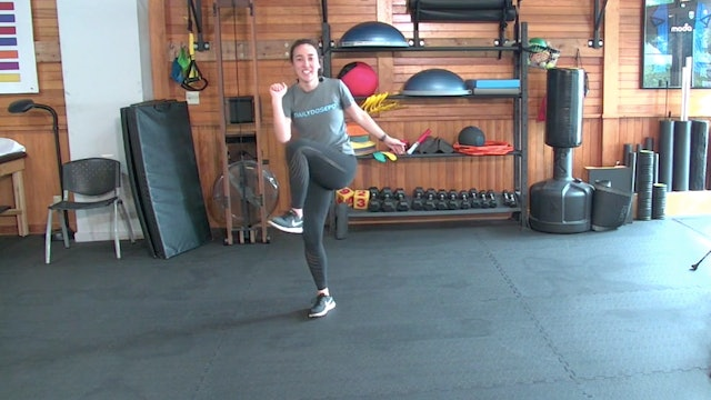 High Intensity Training: Session 15 (4.26.20)