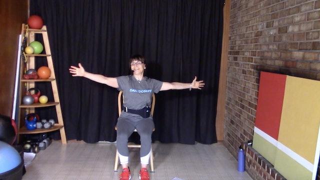 ChairFit Live: 9.16.20