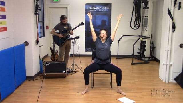 Parkinson's Dance for Life: Cowboy Hu...