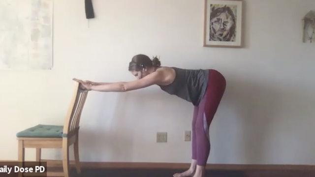 Yoga with Dana: 7.29.21