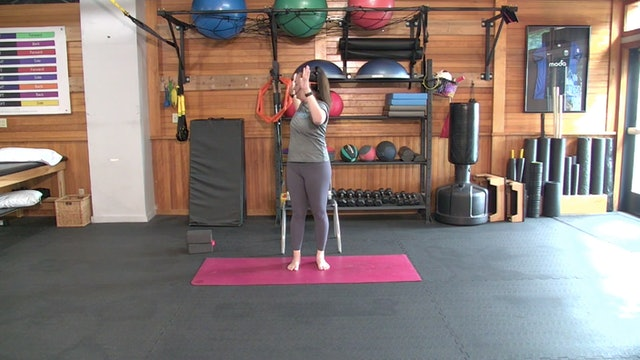 Yoga with Josie: Episode 24 (8.23.20)