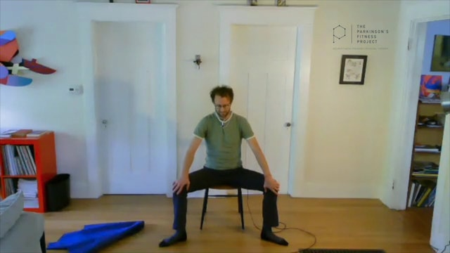 Yoga with Peter: Session 2