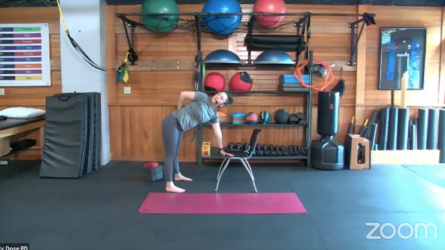 Yoga with Josie: Episode 21 (8.2.20)