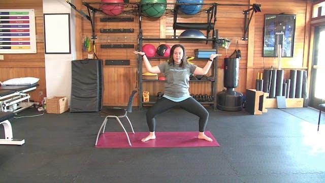 Yoga with Josie: Episode 27 (9.27.20)