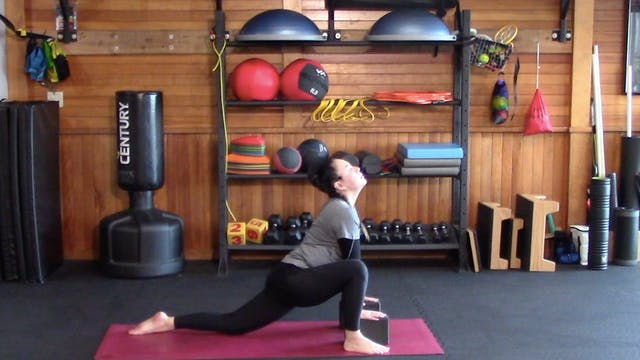 Yoga with Josie: Episode 5 (2.3.20)