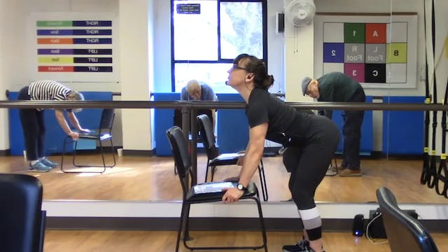 ChairFit Class with France: Session 7...