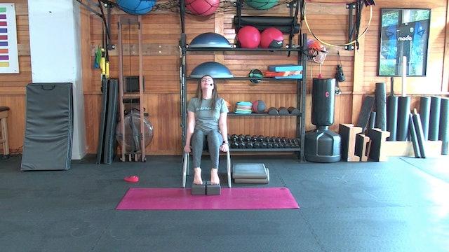 Yoga with Josie: Episode 18 (7.12.20)
