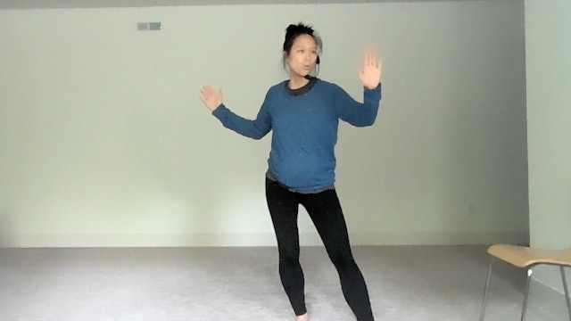 Daily Dose Tai Chi - Session 5 Repulse Monkey
