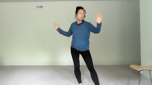 Daily Dose Tai Chi - Session 5 Repulse Monkey