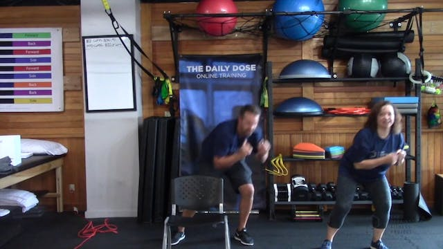 High Intensity Training: Session 6, S...