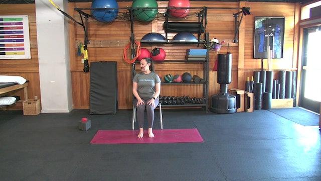 Yoga with Josie: Episode 23 (8.16.20)