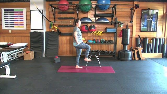 Yoga with Josie: 10.25.20