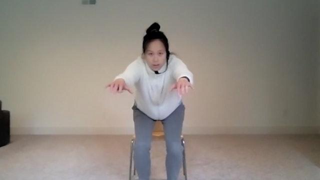 Tai Chi: Form 1, Move the Ball