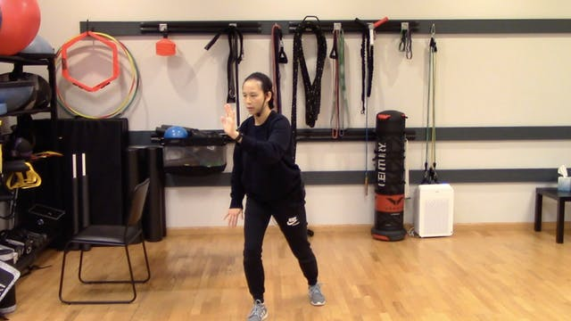 Tai Chi with Jenny: Episode 7 (1.14.21)